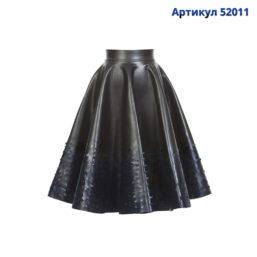 52011_Кожаные юбки и штаны