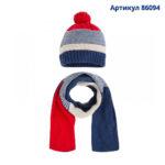86094_Шарфы, перчатки, шапки